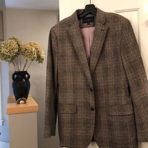 Banana Republic wool sports coat
